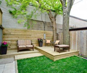 กิจกรรม Backyard